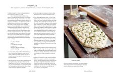 James Morton's Focaccia Recipe