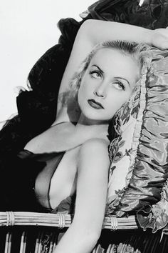 Carole Lombard, my favorite actress from Hollywood's Golden Age...