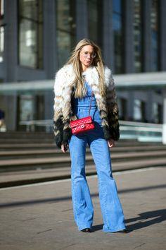 8 fashionable ways to wear layers this winter without looking frumpy: