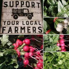 #supportyourlocalfarmer from @lettucebelocal on instagram