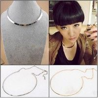 Estimated Time: 3-10 days  Features:  Brand new and high quality. Fashion gothic collar Necklace, ex