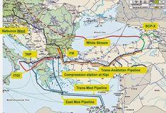 Ο πόλεμος των αγωγών στην Νοτιοανατολική Μεσόγειο