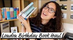 A London Birthday!   Book Haul #23