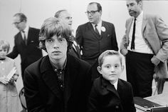 vintage everyday: Rare and Intimate Photographs of the Rolling Stones from 1964 through 1966