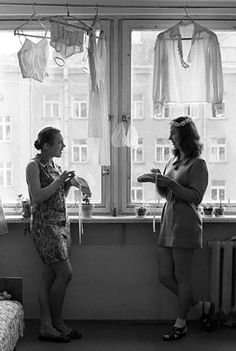 Nostalgic Photos of Student Life in the USSR | Mental Floss