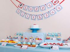Wizard Of Oz Dorothy Birthday Party Package by venspaperie on Etsy, $35.00