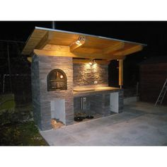 Indirekter Pizzaofen Bausatz Valoriani Alternatives to Grass for your Backyard For a few, lowering costs Outdoor Cooking Area, Pizza Oven Outdoor, Barbecue Four A Pizza, Pizza Oven Kits, Pizza Ovens, Pizza Pizza, Modern Backyard, Outdoor Kitchen Design, Outdoor Kitchens