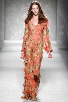 Alberta Ferretti Spring 2011 Ready-to-Wear - Collection - Gallery - Style.com