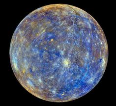 Planet Mercury!!what a beautiful picture..