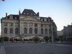 Orleans - França - La Chancellerie - Restaurant - Place Du Martroi