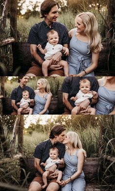 Newborn Family Pictures, Summer Family Pictures, Family Photos With Baby, Family Picture Poses, Family Picture Outfits, Fall Family Photos, Family Photo Sessions, 6 Month Baby Picture Ideas, Large Family Poses