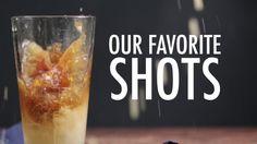 Our Favorite Shots | MyRecipes
