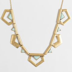 Factory bow and arrow necklace : Necklaces | J.Crew Factory