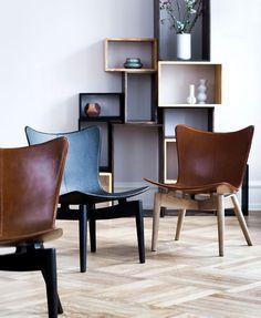 Mater   Shell Lounge Chair   Danish   Design   Furniture