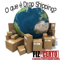 O que é Drop shipping é uma técnica de gestão logística na qual o revendedor não mantém os bens em estoque, apresentando os produtos a seus clientes, vend..
