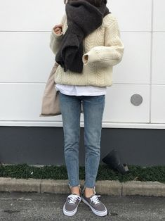 Winter Fashion Outfits, Look Fashion, Daily Fashion, Korean Fashion, Autumn Fashion, Casual Outfits, Womens Fashion, Normcore Fashion, Normcore Style