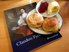 4 out of 5 for the Clandon Park scones!
