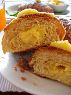 DOLCEmente SALATO: Croissant sfogliato di Montersino