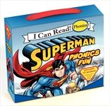 Superman Classic: Superman Phonics Fun by Lucy Rosen