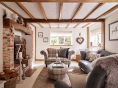 """""""It's a modern take on a British classic"""" - Old Forge Cottage 