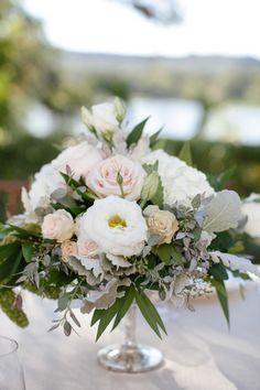 Photography: The Nichols - http://www.stylemepretty.com/portfolio/nichols-photographers Floral Design: Posey Floral and Event Design - http://www.stylemepretty.com/portfolio/posey-floral-and-event-design   Read More on SMP: http://www.stylemepretty.com/2014/01/10/al-fresco-austin-wedding/