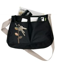 All recycled and cruelty free!! Love Haiku bags! :)