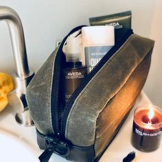 What's in your Dopp Kit?!