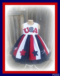 fourth of july pageant wear