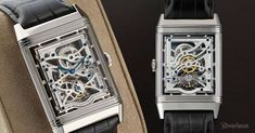 The JLC Hybris Artistica Collection is possibly the most exclusive of all Jaeger-LeCoultre. Let's take a close look at a JLC watch in which only 3 exist in the world. #jlc #jlcwatch #jlcwatches #jaegerlecoultre #jaegerlecoultrewatch #jaegerlecoultrewatches #jlchybris #jlchybrisartistica #jlcreverso #jlcgrandereverso #jlctourbillon #tourbillonwatch #tourbillon #jaegerlecoultretourbillon #jlcreversotourbillon #luxurywatch #jlclimitededition #limitededitionwatch #;imitededitionwatches Jaeger Lecoultre Watches, Tourbillon Watch, Limited Edition Watches, Breitling, Luxury Watches, Collection, Skeleton, Fancy Watches