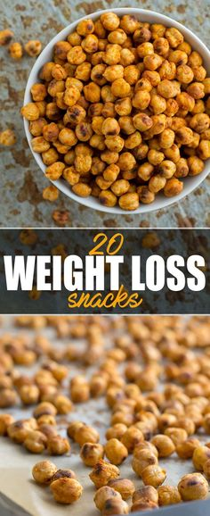 20 Easy Healthy Snack Ideas - The Best Snacks For Weight…