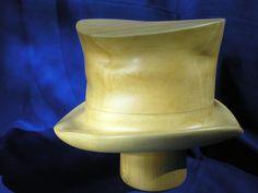 hat form hat making Hat block hat block medium rounding of the crown millinery hat blocks hat mold