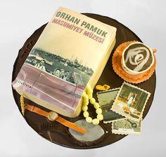 Orhan Pamuk's The Museum of Innocence, Birthday Cake...