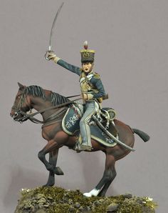 Light Dragoon by slaj ( Stephen Mallia ) · Putty&Paint British Army Uniform, British Uniforms, Empire, Battle Of Waterloo, Military Diorama, Napoleonic Wars, Toy Soldiers, Dungeons And Dragons, Painting