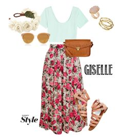 The Disney Style Staff Creates Their Ultimate DisneyBound Outfits - Giselle