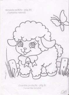 Farm and farm related embroidery patterns Easter Colouring, Colouring Pages, Coloring For Kids, Coloring Books, Tole Painting, Fabric Painting, Painting & Drawing, Baby Embroidery, Embroidery Patterns
