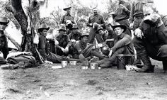 Soldiers of the Battalion at the Blackboy Hill training camp in 1914 Man About Town, First Girl, Jealousy, Losing Me, War, Couple Photos, Soldiers, Lost, Training