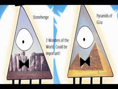 Gravity Falls: Secrets and Theories of Bill Cipher 1:06 is the room ...