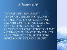 2 timothy 2 10 the salvation that is in christ powerpoint church sermon Slide04  http://www.slideteam.net/