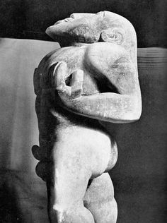 de-salva:  Jacob Epstein - Adam