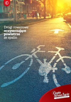 Czy słyszeliście, że w Polsce powstała ścieżka rowerowa pochłaniająca spaliny? Droga rowerowa zbudowana została z materiału z dodatkiem fotokatalizatora, który redukuje stężenie tlenków azotu, pochodzących ze spalin. Oprócz ścieżek rowerowych, z tego materiału mogłyby być budowane także ekrany chroniące przed hałasem, a także elewacje budynków. Materiał jest tylko o 20 proc. droższy od tradycyjnego betonu. #ekologia O korzyściach czystego powietrza ►…