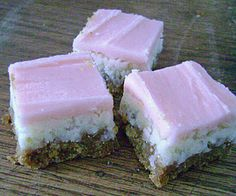 Neapolitan Squares. So cute and so delicious :)