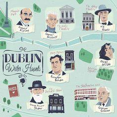 https://www.behance.net/gallery/22306077/Dublin-Writer-Haunts
