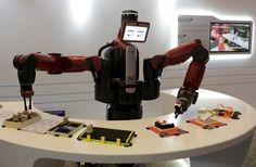 Industrie 4.0: Warum manchen Robotern Arbeitslosigkeit droht - SPIEGEL ONLINE - Netzwelt