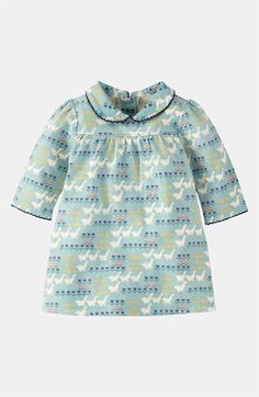 Mini Boden 'Pretty' Jersey Dress (Infant) available at #Nordstrom