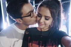Goals -Jess and Gabriel Cute Teen Couples, Cute Couples Kissing, Cute Couples Goals, Couple Goals, Teen Relationships, Relationship Pictures, Cute Relationship Goals, Couple Relationship, Cute Couple Selfies