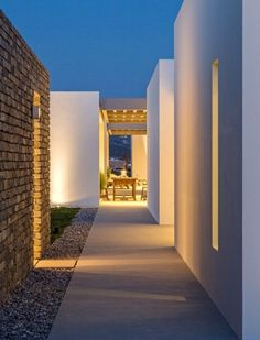 Paros Island, Greek Islands, Greece, Sidewalk, Stairs, Mansions, Architecture, House Styles, Home Decor