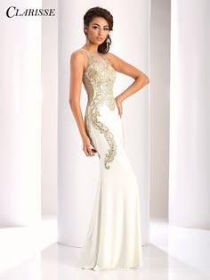 Clarisse Couture Dress 4853