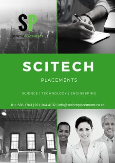 Science, Technology and Engineering- sourcing Industry leaders. Contact us for more info #SciTechInnovate