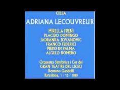 ADRIANA LECOUVREUR- DOMINGO- FRENI- BARCELONA 1.12.1989