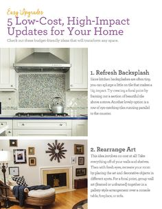 #ClippedOnIssuu from Wayfair @ Home Magazine Home Improvement Issue